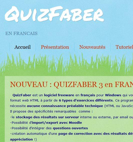 quizfaber français